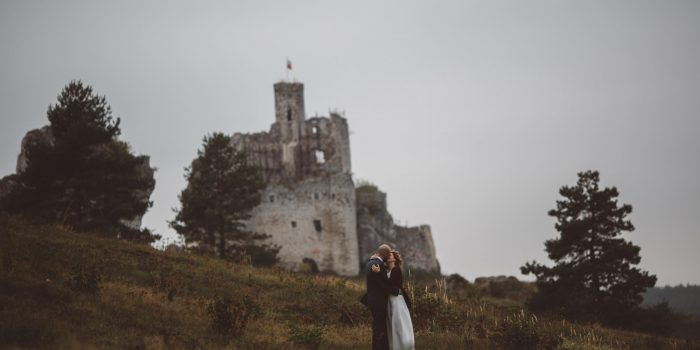 ALEKSANDRA & PIOTR | SESJA ŚLUBNA NA JURZE