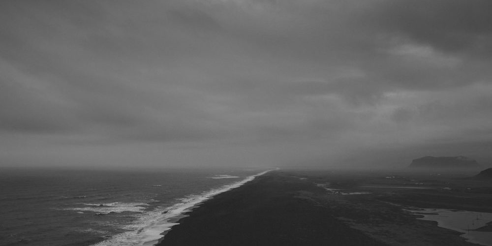 OCEAN. DYRHÓLAEY