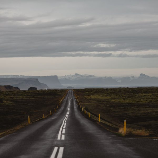 RING ROAD. ICELAND