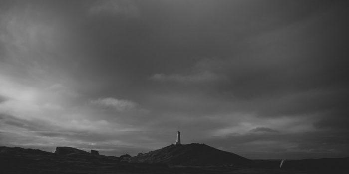 LIGHTHOUSE. ICELAND