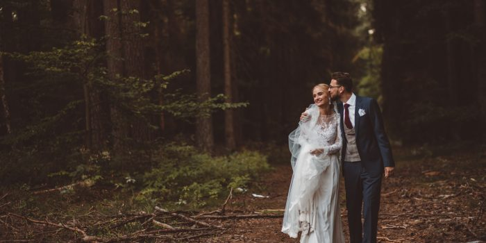 ANIA & MICHAŁ | LOST IN THE FOREST