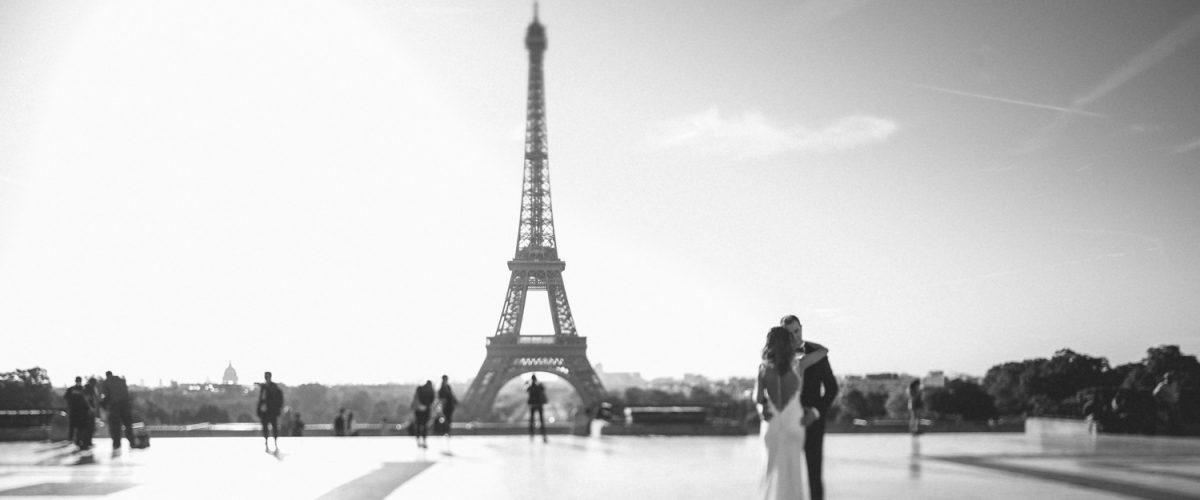 AGNIESZKA & ADRIAN | WEDDING SESSION IN PARIS