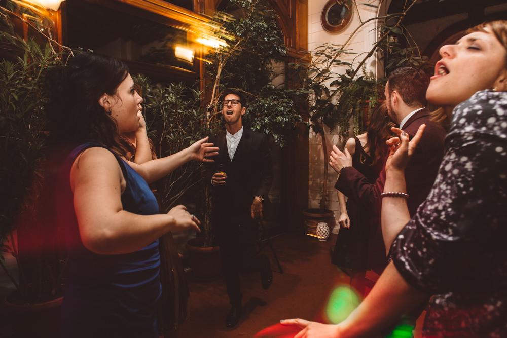 alternative wedding photographer 70