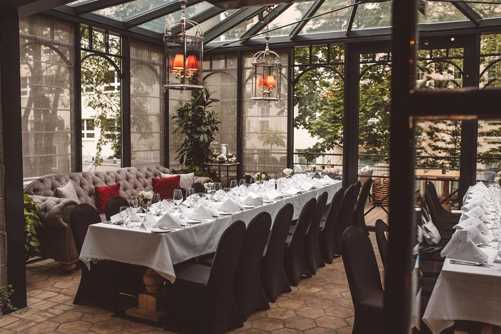 Wesele Restauracja L'Entre Villes Sopot