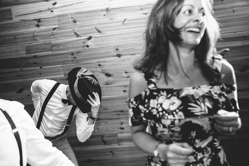 ślub w między deskami