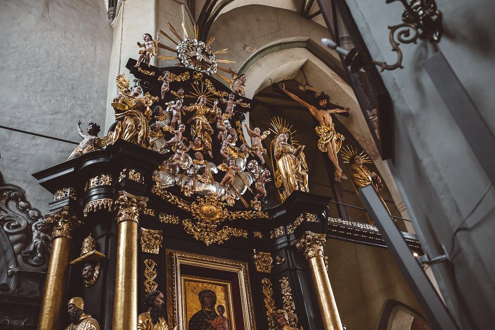slub w Gdańsku