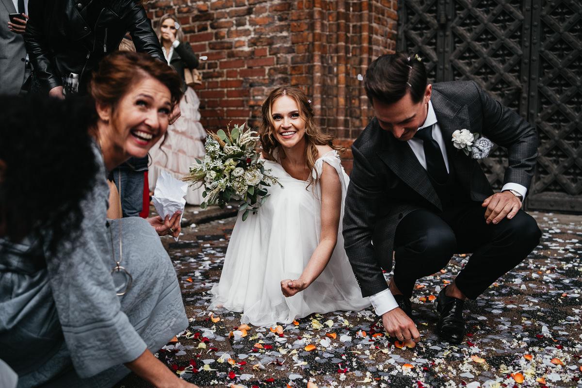 rustykalne wesele w zielonej bramie 050 1