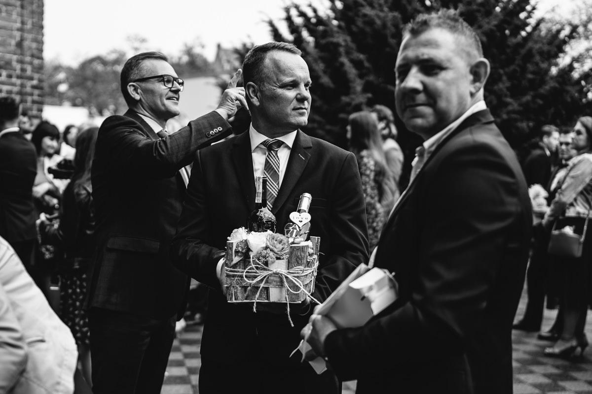 rustykalne wesele w zielonej bramie 052 1