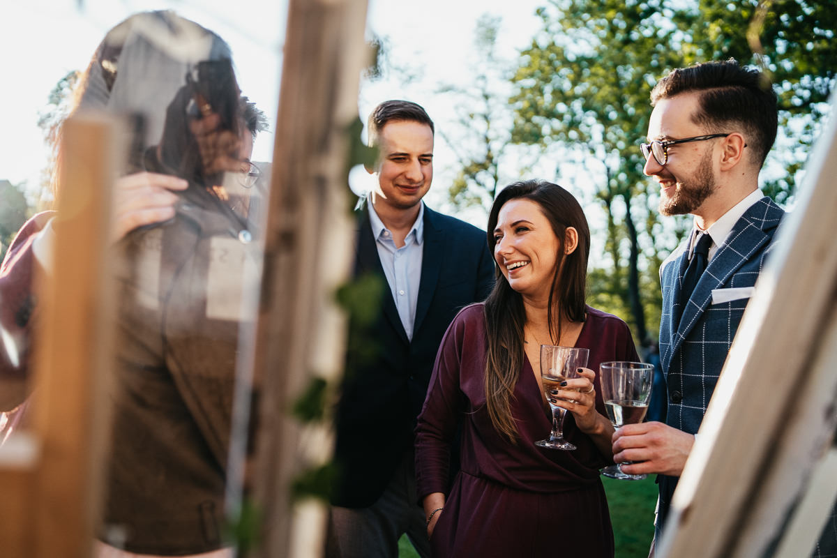 rustykalne wesele w zielonej bramie 077 1