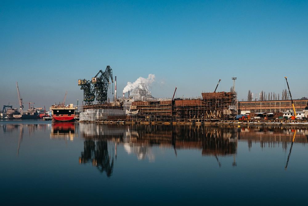 172 172 61 63 Gdańsk Shipyard