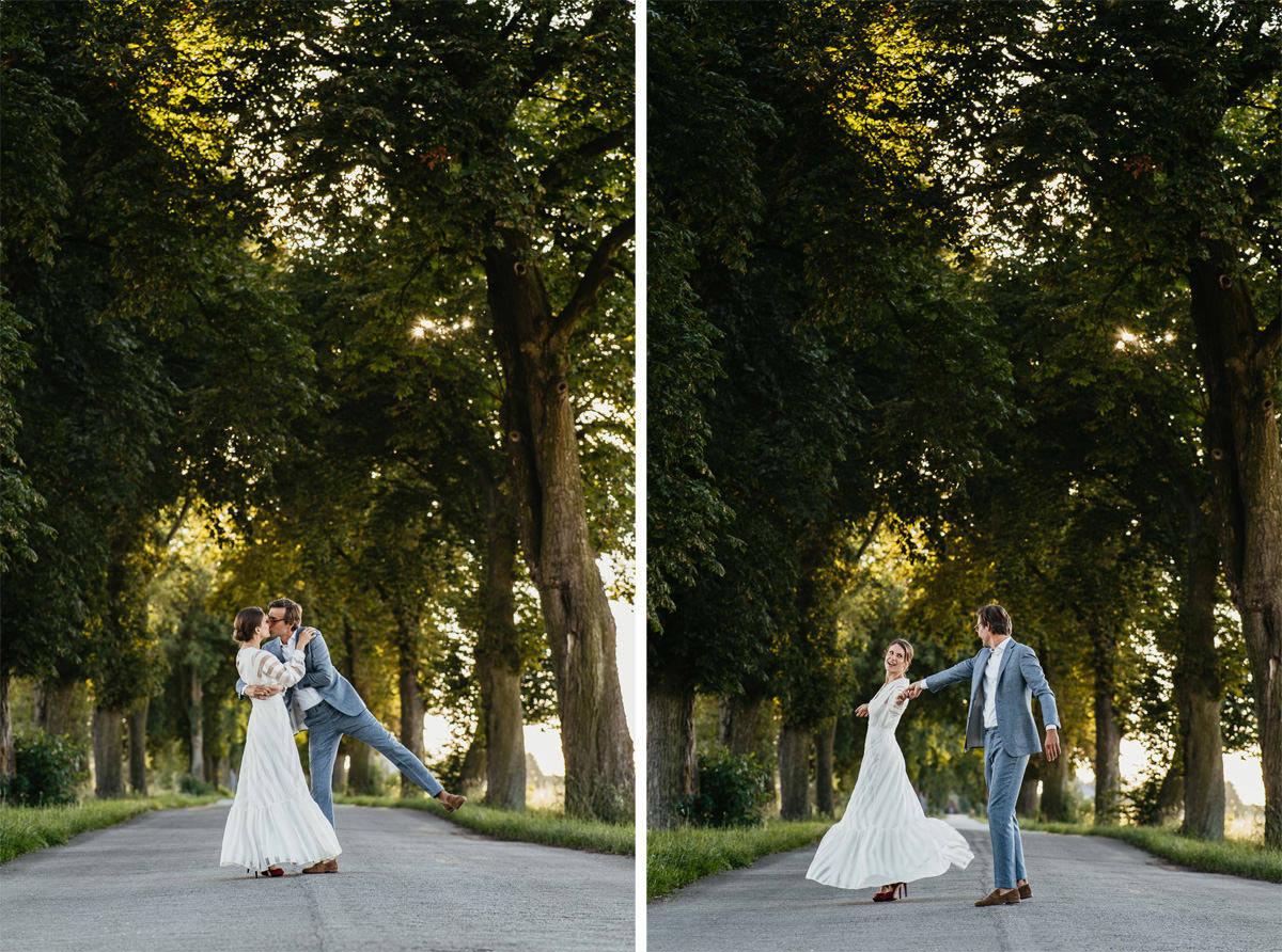 sesja ślubna żuławy