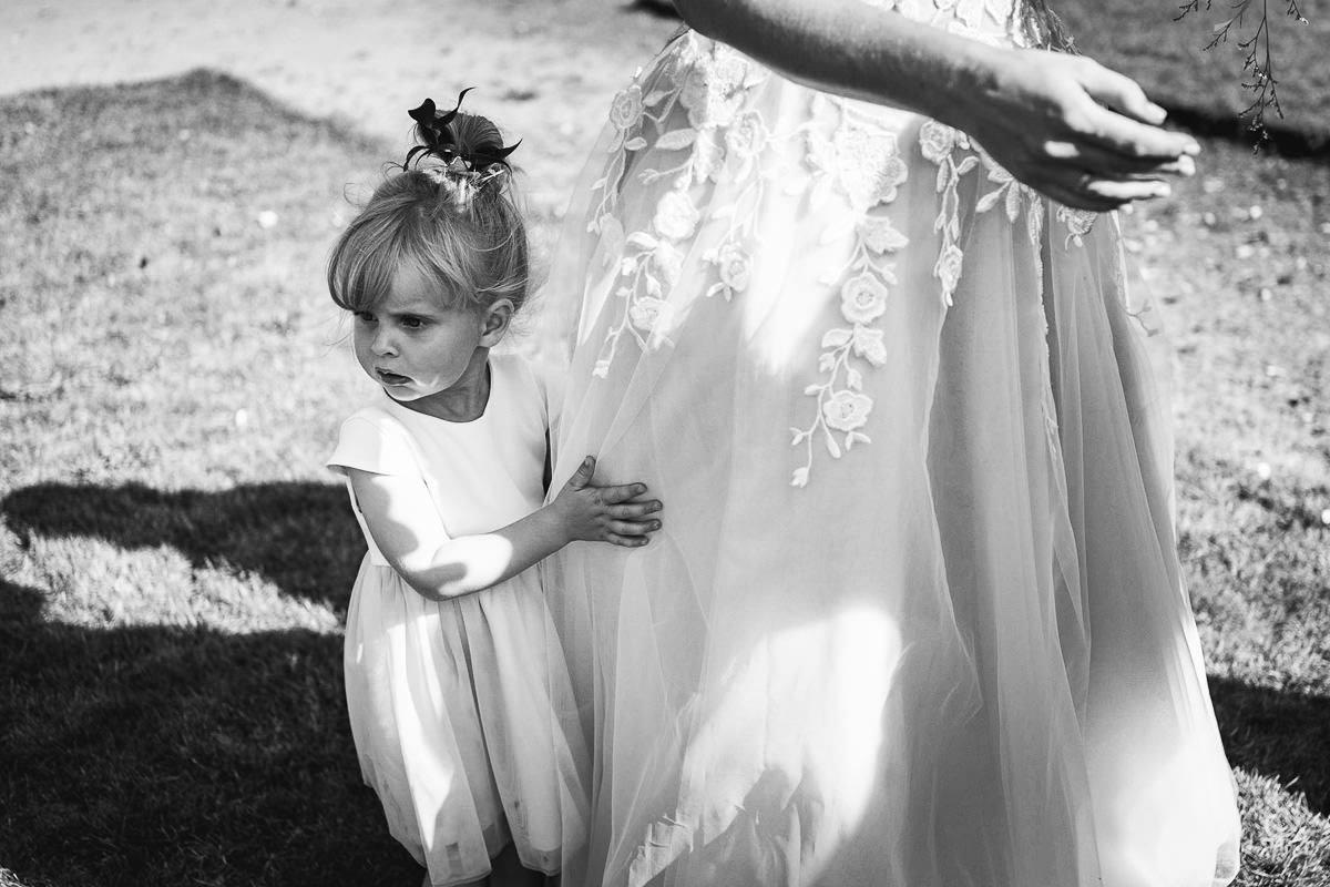 plenerowy ślub kościelny folwark dajak