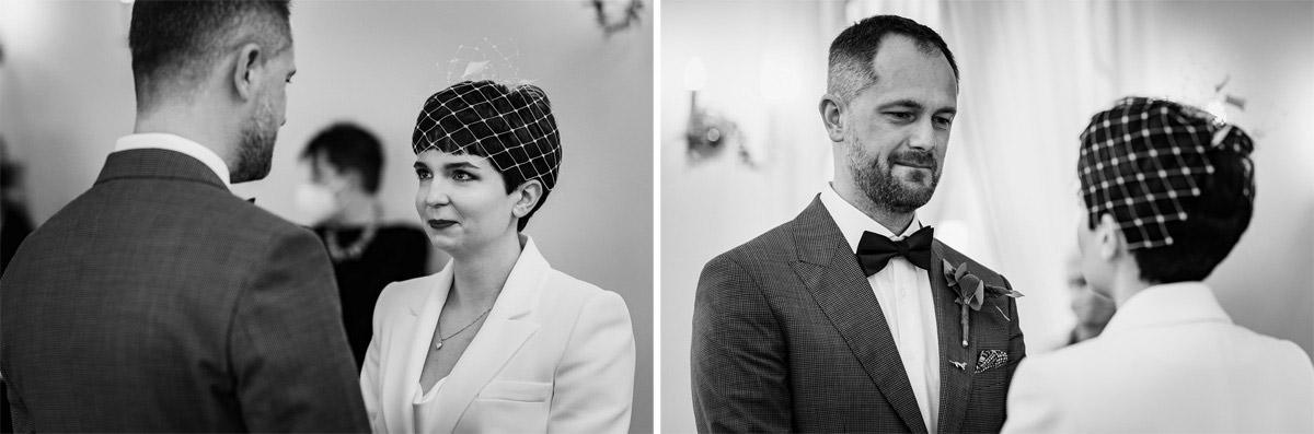 kameralny ślub w czasie pandemii